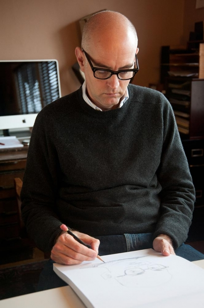 Modern Cartoonist: The Art Of Daniel Clowes