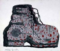 Philip Guston Made Me Do It