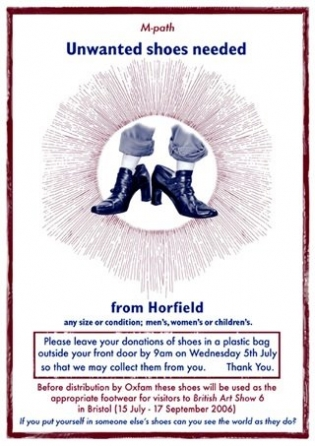 On spells, ants, islands, holes and shoes: A conversation with Adam Chodzko