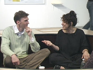 Nicolas Bourriaud and Karen Moss